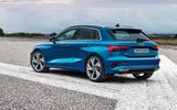 2020 Audi A3 - static rear