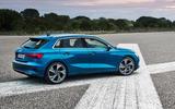 2020 Audi A3 - static side