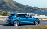 2020 Audi A3 - side