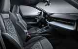 2020 Audi A3 - dashboard
