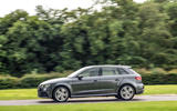 Audi A3 Sportback side profile