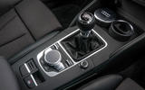Audi A3 Sportback manual gearbox