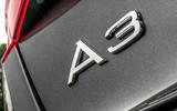 Audi A3 badging