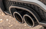 Audi A3 Sportback twin exhaust