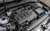 2.0-litre Audi A3 diesel engine