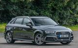 4 star Audi A3 Sportback 2.0 TDI S-line