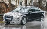 2016 Audi A3 saloon