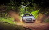 Audi A4 Allroad off-road