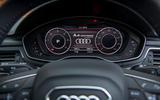 Audi A4 Allroad virtual cockpit