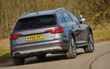 Audi A4 Allroad quattro Sport 3.0 TDI 218 S tronic rear view