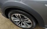 Audi A4 Allroad quattro Sport 3.0 TDI 218 S tronic wheel alloy