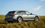 Audi A4 Allroad quattro Sport 3.0 TDI 218 S tronic side rear quarter view