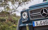 Mercedes-Maybach G650 Landaulet front right headlight
