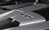 Mercedes-Maybach G650 Landaulet engine V12 logo