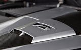 Mercedes-Maybach G650 Landaulet engine V12 logo