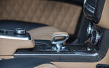 Mercedes-Maybach G650 Landaulet gear selectro