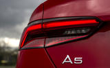 Audi A5 Cabriolet rear lights