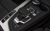 Audi A5 Cabriolet S tronic gearbox