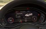 Audi A5 Cabriolet Virtual Cockpit