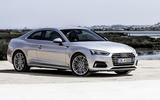 4 star Audi A5 3.0 TDI quattro 286