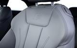 Audi A5 S line sport seats