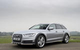 4 star Audi A6 Allroad