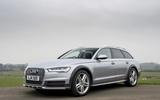 4 star Audi A6 Allroad