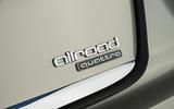 Audi A6 Allroad badging