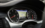 Audi A7 instrument cluster
