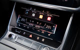 Audi A7 infotainment