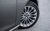 Audi A8 alloy wheels