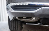 Audi A8 exhaust system