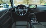 Audi Q5 Sportback dash
