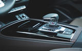 Audi Q5 Sportback gearlever
