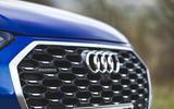 Audi Q5 Sportback grille