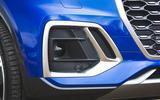 Audi Q5 Sportback intake