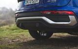 Audi Q5 Sportback rearbumper