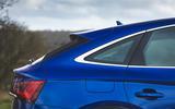 Audi Q5 Sportback rearend