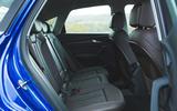 Audi Q5 Sportback rearseats