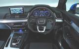 Audi Q5 55 TFSIe quattro interior