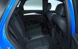 Audi Q5 55 TFSIe quattro rear seats