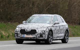 Audi Q5 development car
