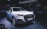 2019 Audi Q7 at Frankfurt motor show