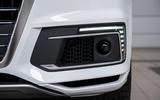 Audi Q7 e-tron foglights