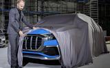 2017 Audi Q8 concept previews future Q range-topper - new pic