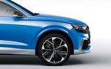 Futuristic Audi Q8 concept previews 2018 flagship model