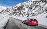 Audi quattro ultra four-wheel drive system
