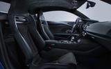 Audi R8 2018 interior