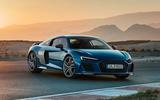 Audi R8 2018 front
