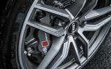 Audi Sport brake calipers